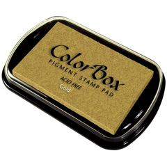 Full Size Ink Pad Gold
