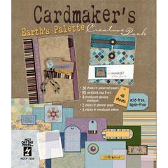 Cardmaker's Creative Pack Earth Palette