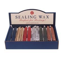 Sealing Wax Display