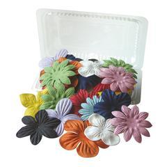 Blue Hills Studio Irene's Garden Box O'Blooms Flower Pack 10-Color Assortment