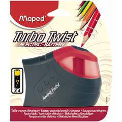 Maped Turbo Twist Battery Pencil Sharpener