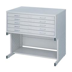 Safco Fácil High Base for Medium Flat File