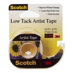 Low Tack Artist Tape