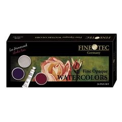 Finetec Watercolor Paint 24-Color Set