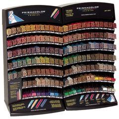 Prismacolor Art Stix Premier Colored Pencil Display Assortment