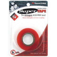 1/4 x 6yd Super Tape Roll