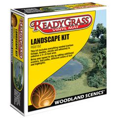 Woodland Scenics ReadyGrass Landscape Kit