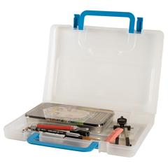 Alvin Portable Storage Case Small Clear