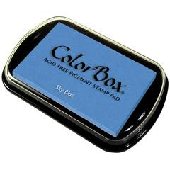 ColorBox Full Size Ink Pad Sky Blue