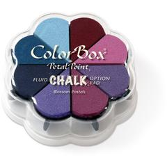 ColorBox Fluid Chalk Petal Point Ink Pad Blossom