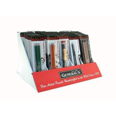 Fine Artist Pencil Set Display