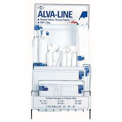 Alvin Alva-Line Tracing Paper Display