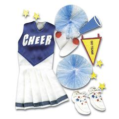 Sticker Cheerleading