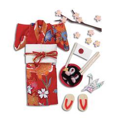 Jolee's Boutique Sticker Kimono