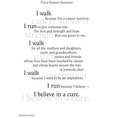 I'm a Cancer Survivor Stickers