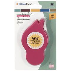 Dry Adhesive Dispenser Permanent Pink