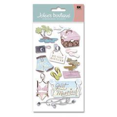 Jolee's Boutique Stickers Honeymoon