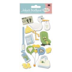 Jolee's Boutique Stickers Bringing Baby Home