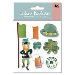 Jolee's Boutique Sticker Proud To Be Irish