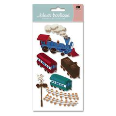 Jolee's Boutique Stickers Choo Choo Train