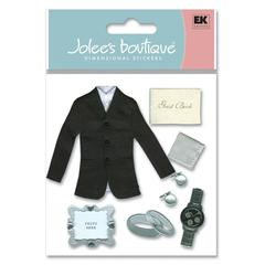 Jolee's Boutique Sticker The Groom