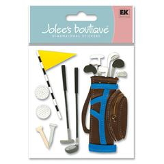 Jolee's Boutique Sticker Golf Outing