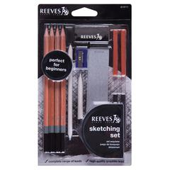 13-Piece Artist Sketching Set