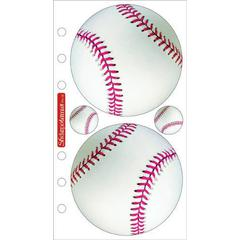 Photo Stickers Baseballs
