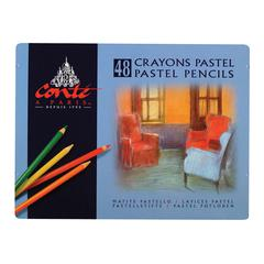 Pastel Pencil 48-Color Set