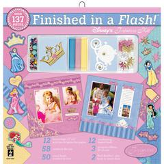 Finished In A Flash! 12 x 12 Kit Princess