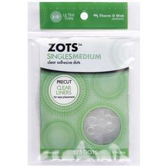Therm O Web Zots Single Adhesive Dots Medium