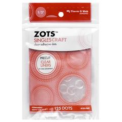 Therm O Web Zots Single Adhesive Dots 3-D