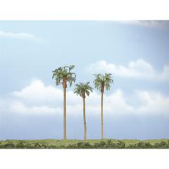 "Woodland Scenics 3-4 1/2"" Premium Trees Royal Palm Tree"