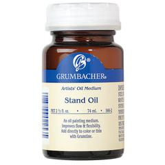 Grumbacher Stand Oil