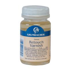 Grumbacher Retouch Varnish 74ml