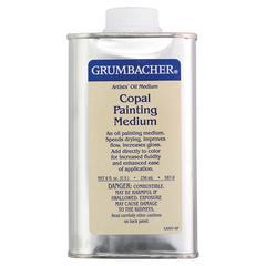 Grumbacher Copal Painting Medium 236ml