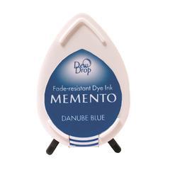 Memento Dye Ink Pad Danube Blue