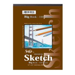 "Seth Cole 18"" x 24"" Premium Sketch Big Book"