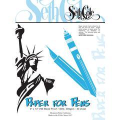 "Seth Cole 11"" x 14"" Premium Paper For Pens Pad"