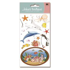 Stickers Aquarium