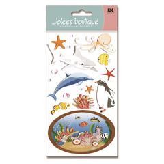Jolee's Boutique Stickers Aquarium
