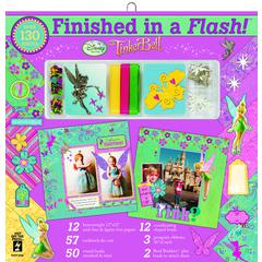 Finished In A Flash! 12 x 12 Kit Tinkerbell