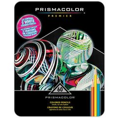Prismacolor Premier Colored Pencil 60-Color Set