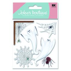 Jolee's Boutique Sticker Ghost and Spiders
