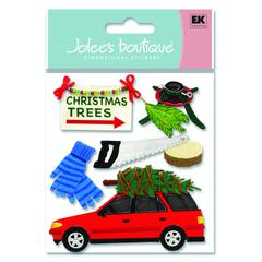 Jolee's Boutique Sticker Tree Cutting