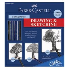 Getting Started Drawing & Sketching Set