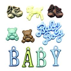 Buttons Galore & More Themed Button Pack Baby Boy
