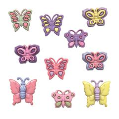 Buttons Galore & More Themed Button Pack Butterflies