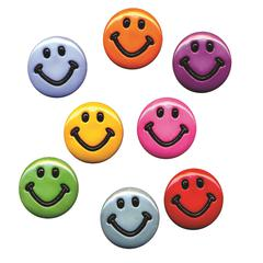 Buttons Galore & More Themed Button Pack Smiley's