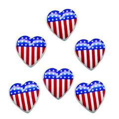 Buttons Galore & More Themed Button Pack Heart of America